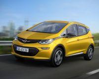 Дебют на революционен електромобил Opel Ampera-e