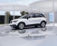 Opel показа новия си градски кросоувър Crossland X