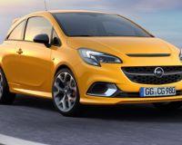 Opel представи Corsa GSi