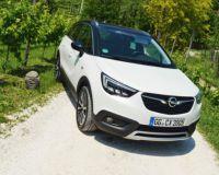 Opel Crossland X: Стратегия на практика