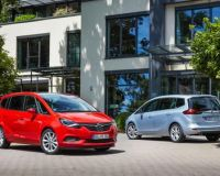 Новият Opel Zafira грабна награда за дизайн още преди дебюта си