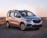 Новият Opel Combo Life с първи доставки през втората половина на тази година