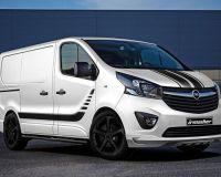 Irmscher Opel Vivaro: Транспортерът става тран-спортен