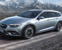 Автосалон Франкфурт 2017: Световна премиера за Opel Insignia Country Tourer