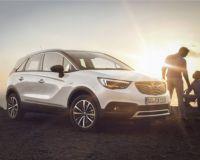 Новият Opel Crossland X: Стилен за града със SUV излъчване